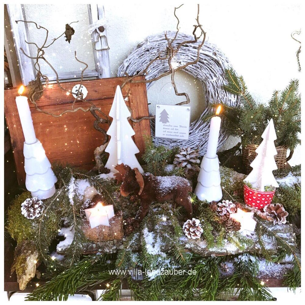 dekoration weihnachten auenbereich formano dekojunge